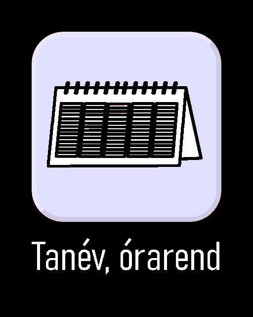 Ikon Tanev Orarend